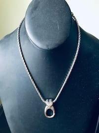 Brighton heart necklace, beautiful! Silver Spring, 20904