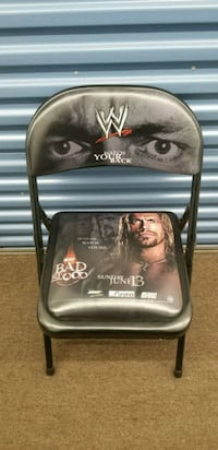 WWE WWF wrestling event chair bad blood  Toronto, M3A 2R5