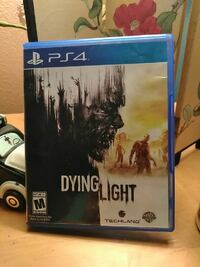 Dying Light PS4 game case Phoenix, 85015