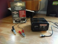 Car battery charger starter Edmonton, T6T 1Z1