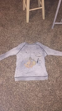 Faded finding Nemo sweatshirt Norman, 73071