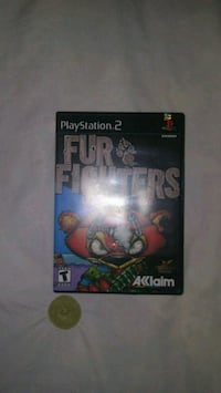PS2 Fur Fighters Videogame Miami, 33142