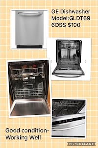 Black and gray microwave oven Aurora, L4G 3A5
