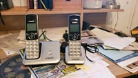 Vtech 2 cordless phones