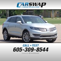 2017 Lincoln MKX Reserve Sioux Falls