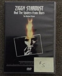 Ziggy Stardust & The Spiders From Mars Motion Picture Surrey, V3R 0P1