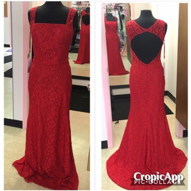 New with tags Size 12 Formal Gown $115