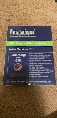 GRE ANALYTICAL WRITING GUIDE