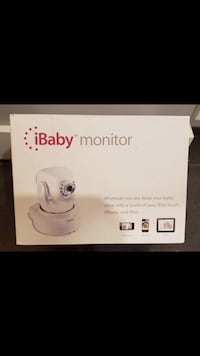 Ibaby video monitor Châteauguay, J6K 2G1