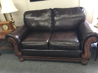 Brand New Faux Leather Couch London, N5X 2J1