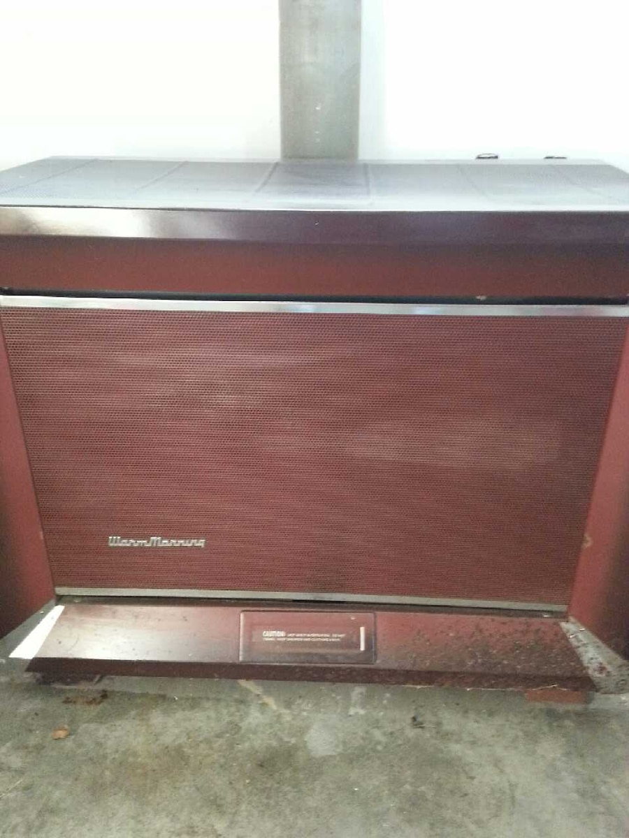 Used Warm Morning Gas Heater In Evansville