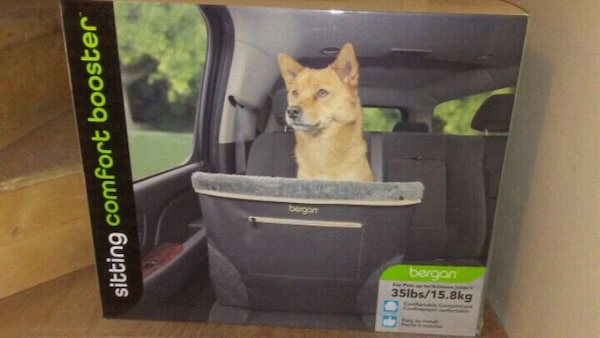 Dog Booster Seat For Dogs Up To 35lbs