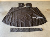 Automotive Windshield Frost Protection Cover Set