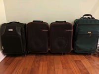 luggage bag (each $35).