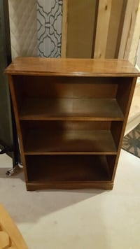 Solid Wood Bookcase Barrie, L4M 0E4
