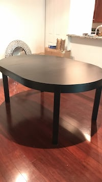 Extendable Wood Dining Table Fort Lauderdale, 33304