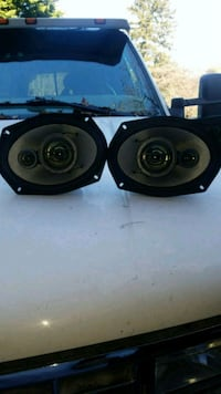 Kenwood 300 watt 6x9s