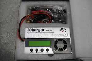 I CHARGER 106B BATTERY CHARGER / DIS CHARGER