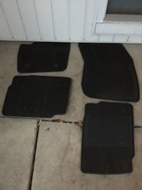 Ford Fusion OEM All Weather Floor Mats