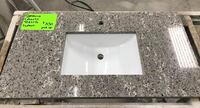 Last one at this price New Cambria vanity top Gaithersburg, 20877