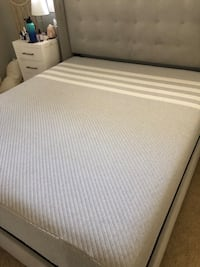 California King Memory Foam Mattress from Leesa