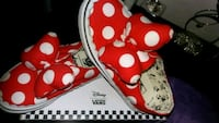 Disney's Minnie Mouse Vans Brand New size 11.5 Waldorf, 20602