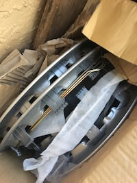New in box toyota 14 inche hubs complete Coconut Creek, 33063