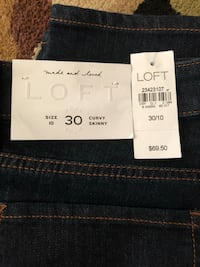 black and white Levi's jeans Silver Spring, 20903
