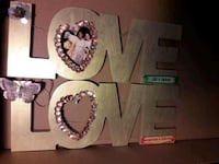Love creations wooden wall decors  Capitol Heights, 20743