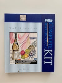 Watercolor Painting Guide Kit Toronto, M9A 1B3