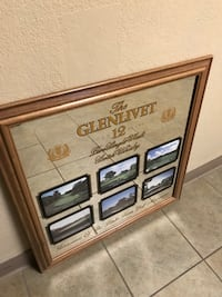 Glenlivet Golf Mirror  Newport News, 23602