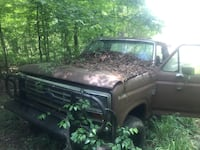 1987 Ford F-150 ( PARTS ONLY) Terry, 39170