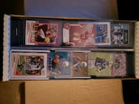 400 football cards  Baltimore, 21206