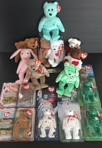 Beanie Babies Lot New With Tags Las Vegas, 89108