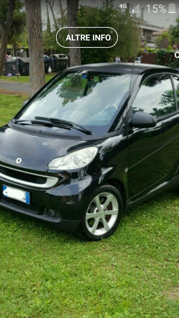 smart - ForFour - 2008