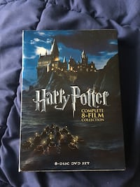 Harry Potter DVD Collection Indianapolis, 46234