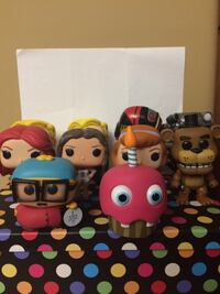 funko pop assortment