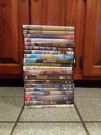 Bunch of movies, all work great! Fayette, 04349