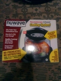 Nuwave  Infrared Cooker new never used