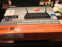 D-Link wireless internet router Ontario