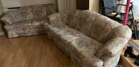 Cute Matching Couch Set London, N5X 3T1