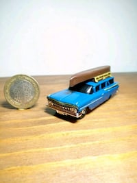 MATCHBOX 1959 CHEVY WAGON 1/64  ÖZEL
