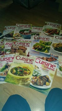 Cuisine At Home cookbooks Bellefontaine, 43311