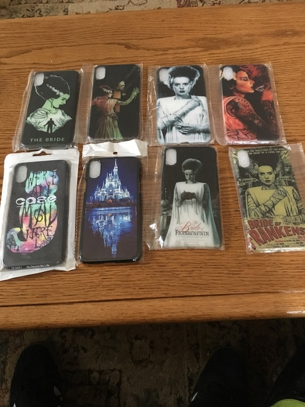 iPhone X phone cases