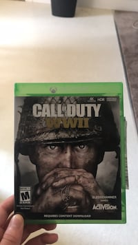 Call of Duty WW2 Plaistow, 03865