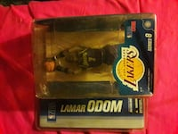 Los angeles lakers Lamar Odom vinyl figure