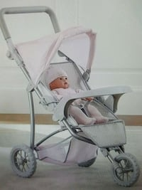 Pottery Barn Doll Stroller Rio Rancho