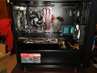 New gaming pc with Msi 980ti Flanders