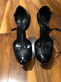 TRUTH or DARE by Madonna black pumps Montreal