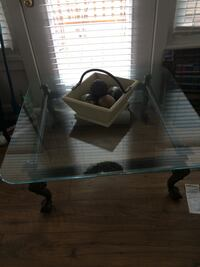 $145  Glass top coffee & end table (REDUCED) Greenwood, 29649
